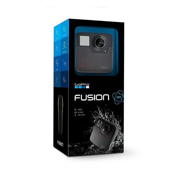 Gopro Fusion 360 Edition Chdhz-103 Nova Best Buy Eua Lacrada