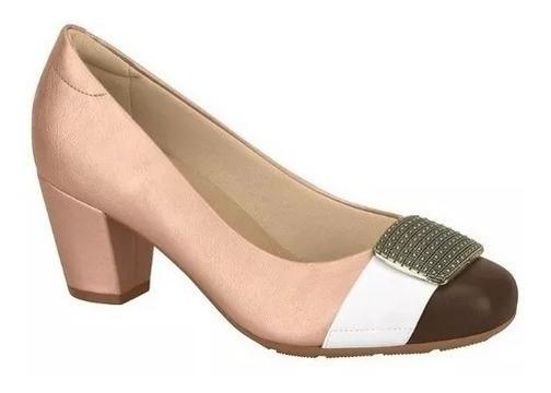 Sapato Casual Modare Ultraconforto Salto Baixo 7323 103