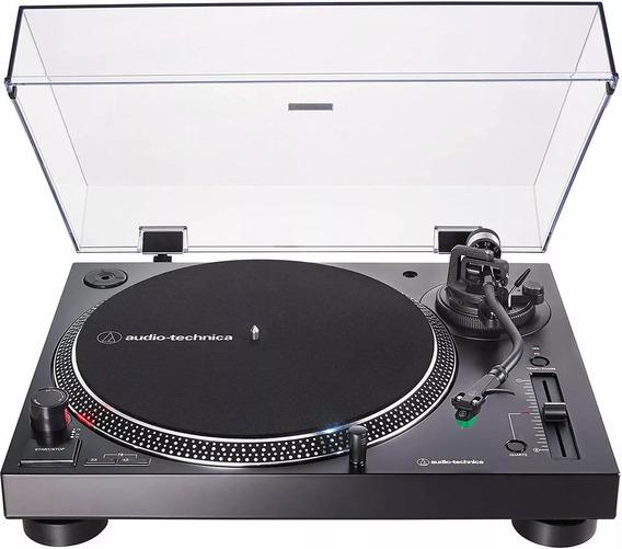 Toca Discos Audio Technica Lp120x Usb/preta/bivolt/promoção
