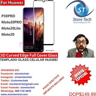 Templado Glass Celular Huawei