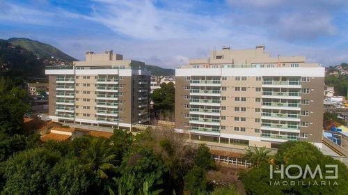 Imagem 1 de 16 de Apartamento Com 2 Dormitórios À Venda, 60 M² Por R$ 317.000,00 - Campinho - Rio De Janeiro/rj - Ap2137