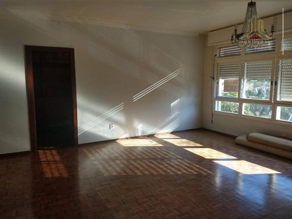 Vendo Apartamento De 293,82 M² Próximo A Redenção Em Porto Alegre - Ap3786
