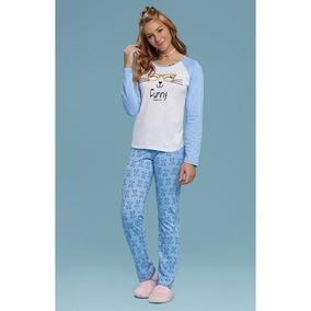 c4577735b8 Pijama Mensageiro Sonho - Roupa de Dormir Pijamas no Mercado Livre ...