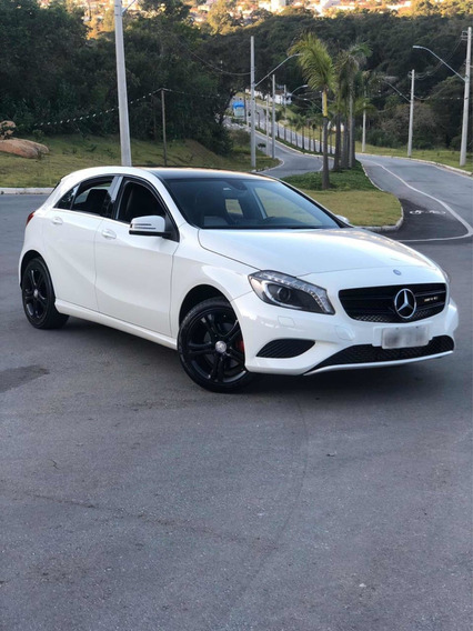 Mercedes-benz Classe A 2015 1.6 Turbo Flex 5p