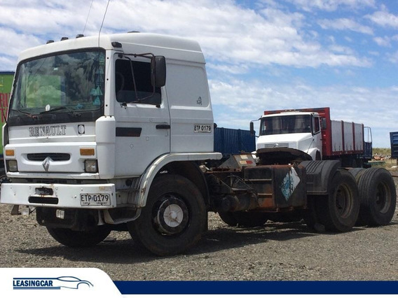 Renault Tractor Doble Eje 2001 Impecable!