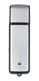 Mini Grabador Voz Digital Periodista Microfono Espia 4 Gb