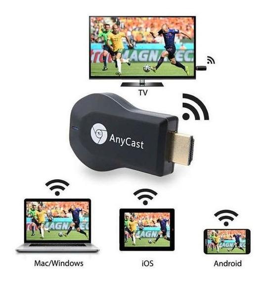 Anycast Original Google Fullhd 1080p Anycast Chromecast
