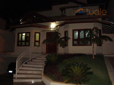 Casa Residencial À Venda, Jardim Macarenko, Sumaré. - Ca3656