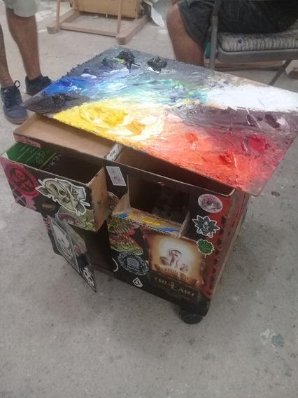 Apolla-basurero Para Pintores Artistas.
