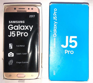 Samsung Galaxy J5 Pro (pink) 16gb, Usado!!