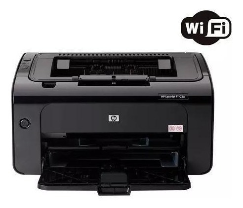 Impressora Laser P1102w + Toner Novo + Brinde