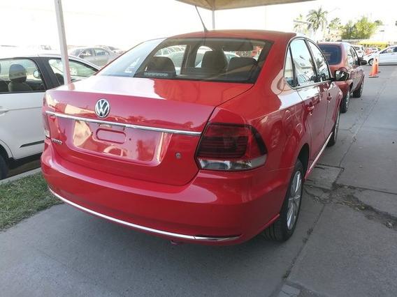 Volkswagen Vento 1.6l 2017 Seminuevos