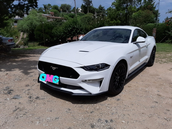 Ford Mustang Gt 466cv