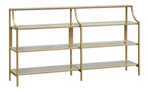 Mueble Tipo Anaquel De Vidrio 421433