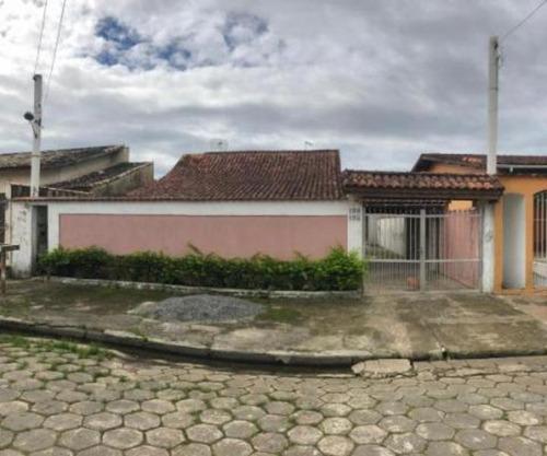 Imagem 1 de 13 de Casa C/ Edícula E Piscina No Cibratel - Itanhaém - 5579 Npc