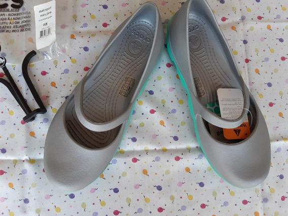 Crocs Guillermina Duet Sport Mary Jane W8