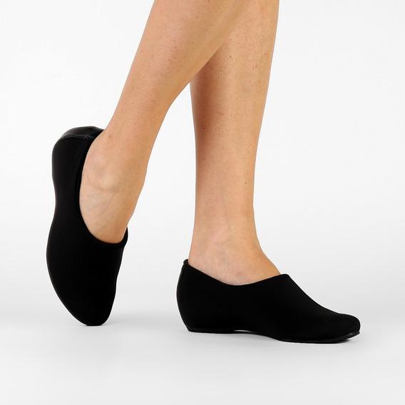 Sapato Feminino Sem Costura Usaflex N2251db Care Diabetes