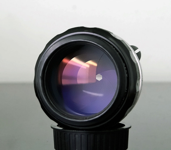 Nikon, Nikkor H 85mm F 1.8 Ai. Leia Tudo