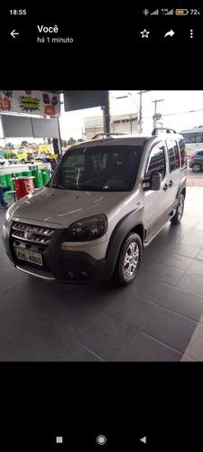 Imagem 1 de 1 de Fiat Doblo 2013 1.8 16v Adventure Xingu Flex 5p