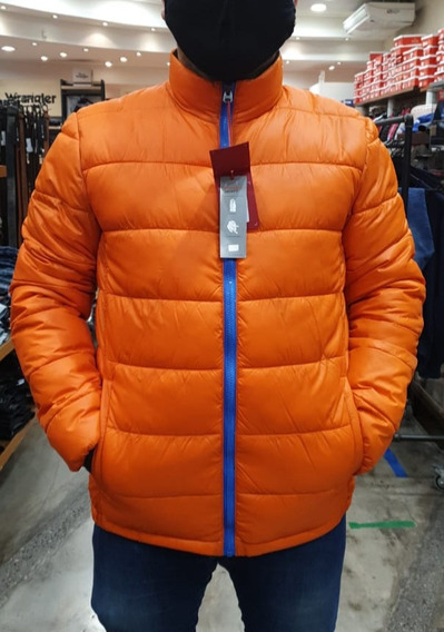 Campera Hombre Inflable. Cacharel. Unico Color