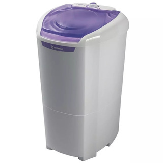 Lavadora De Roupa 10 Kg Bárbara Semi Automática Wanke