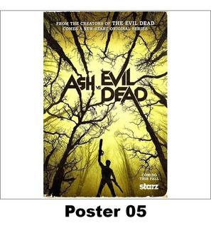 Poster Série 30x42 Ash Vs. Evil Dead (05)