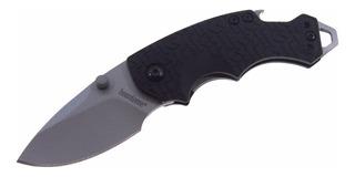 Ks8700 Kershaw Shuffle Navaja Filo Plano Drop C/clip