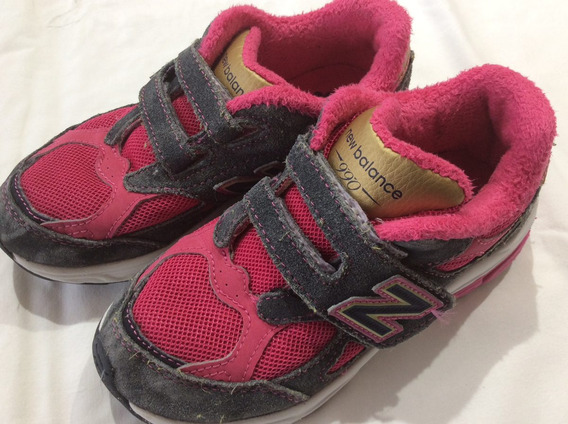 Zapatillas New Balance Fuccia /29-11,5 Usa