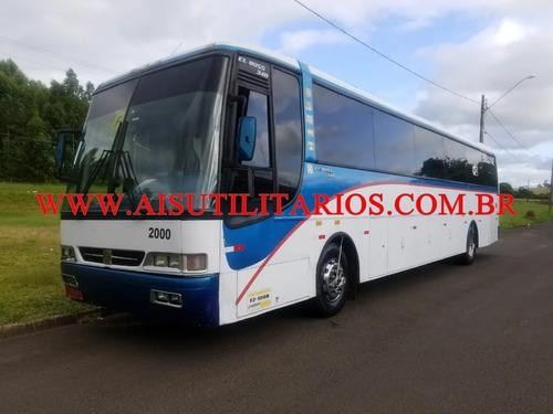 Imagem 1 de 11 de Busscar Ell Buss 340 C/50 Lug. Completo Confira! Ref.228
