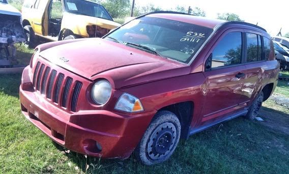 Jeep Compass 2008 ( Para Partes Y Refacciones ) 2007 - 2010