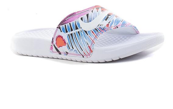 Chinelas Benassi Jdi Floral Nike Sport 78 Tienda Oficial