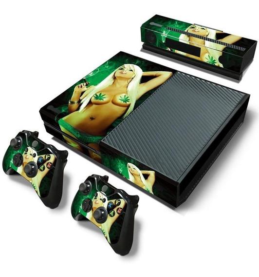 Xbox One Skin Pegatina Estampa Xbox One + Envío Gratis