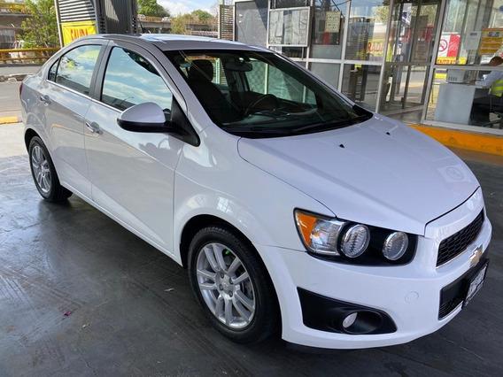 Chevrolet Sonic Ltz 2014 Automático