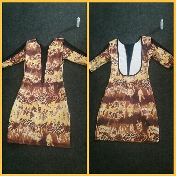 Vestido De Luxo . Tamanho M