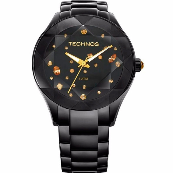 Relógio Technos Elegance Crystal - 2039audtm/1p