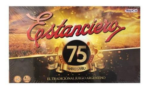 Imagen 1 de 2 de El Estanciero Edicion 75 Aniversario Juego De Mesa Toyco Ful