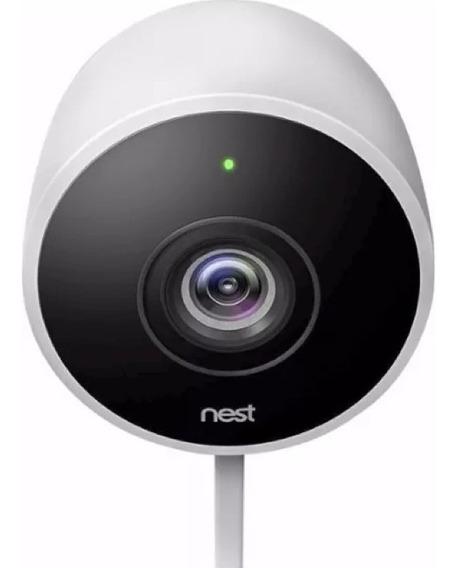 Camara De Vigilancia Exterior Nest Nc2100es Wifi 1080 Hd A98