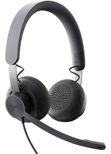 Auriculares Logitech Headset Zone Wired - Teams Version 981-