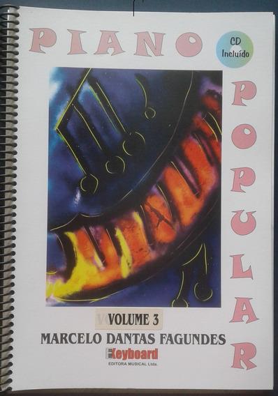 Aprendendo Piano Popular Vol. 3