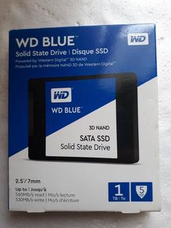 Disco Westetn Ssd Blue 1tb 2.5