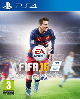 Juego Playstation 4 Fifa 16 Ps4