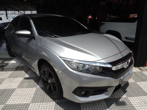 Civic 2.0 16v Flexone Ex 4p Cvt