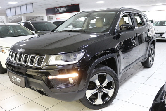 Jeep Compass Longitude 4x4 Diesel Automatico