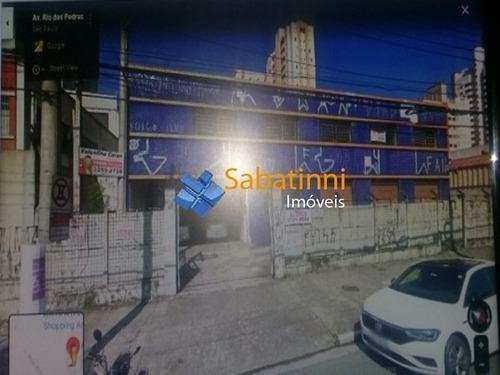 Galpão A Venda Em Sp Jardim Aricanduva - Gl00215 - 69478067