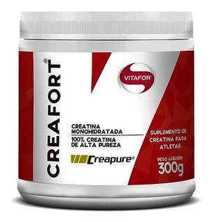 Creatina Creafort 300 G - Vitafor - 100% Creapure
