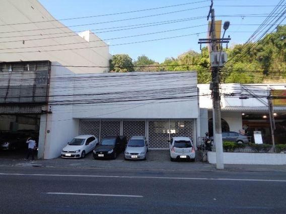 Loja Em Centro, Niterói/rj De 550m² Para Locação R$ 10.000,00/mes - Lo417421