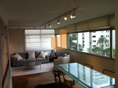 Apartamento Para Venda No Bairro Perdizes Em São Paulo - Cod: Ja9855 - Ja9855