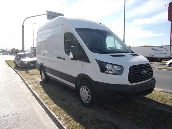 Ford Transit Diesel 2.2l Furgon Medio 4x2 0km Blanco