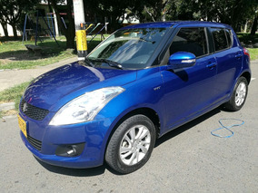 Suzuki Swift 2015 Azul Full