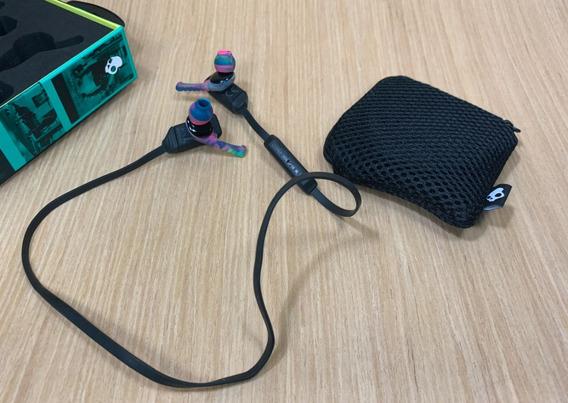 Fone De Ouvido Bluetooth Para Esportes - Skullcandy